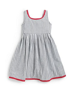 Ralph Lauren - Toddler's & Little Girl's Striped Dress