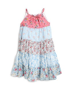 Ralph Lauren - Toddler's & Little Girl's Mixed Floral Sundress