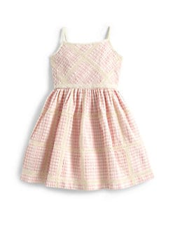 Ralph Lauren - Toddler's & Little Girl's Gingham Dress