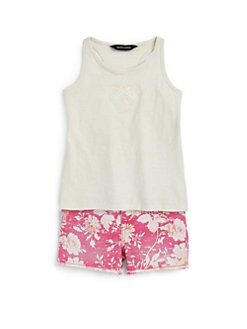 Ralph Lauren - Toddler's & Little Girl's Anchor Tank Top