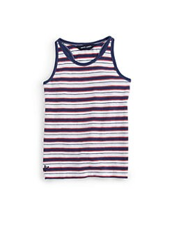 Ralph Lauren - Toddler's & Little Girl's Striped Tank Top