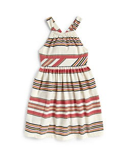 Ralph Lauren - Toddler's & Little Girl's Striped Sundress