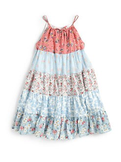 Ralph Lauren - Girl's Mixed Floral Sundress