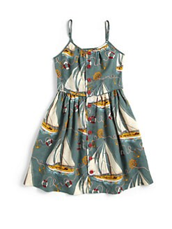 Ralph Lauren - Girl's Sailboat Dress