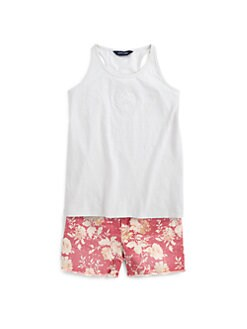 Ralph Lauren - Girl's Anchor Tank Top