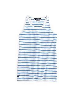 Ralph Lauren - Girl's Striped Tank Top