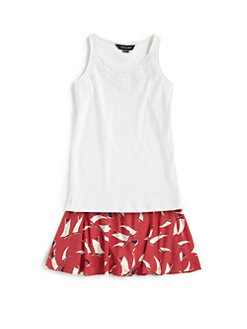 Ralph Lauren - Girl's Ribbed Tank Top