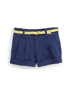 Ralph Lauren - Toddler's & Little Girl's Chino Shorts