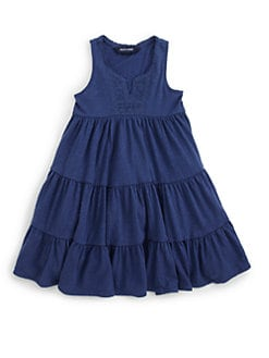 Ralph Lauren - Toddler's & Little Girl's Boho Tiered Dress