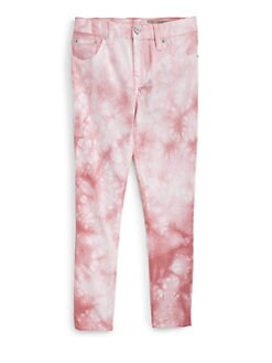 Ralph Lauren - Girl's Watercolor Skinny Jeans