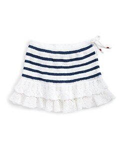 Ralph Lauren - Girl's Crochet Skirt