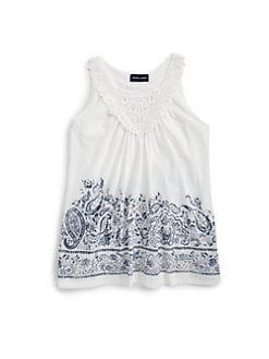 Ralph Lauren - Girl's Lace Tank Top