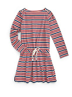 Ralph Lauren - Girl's Striped Dress