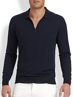 Salvatore Ferragamo - Wool Polo Sweater