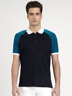 Salvatore Ferragamo - Knit Polo