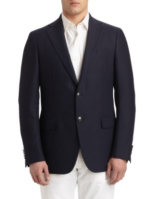 Two-Button Sportcoat