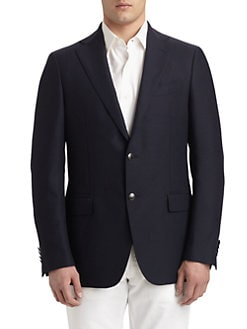 Salvatore Ferragamo - Two-Button Sportcoat