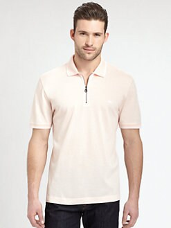 Salvatore Ferragamo - Zip Polo