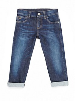 Gucci - Little Boy's Stonewashed Jeans