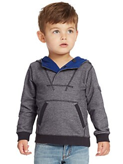 Armani Junior - Toddler's & Little Boy's Melange Hoodie