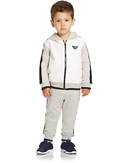 Armani Junior - Toddler's & Little Boy's Two-Piece Track Suit