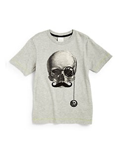 Diesel - Toddler's & Little Boy's Skull Tee