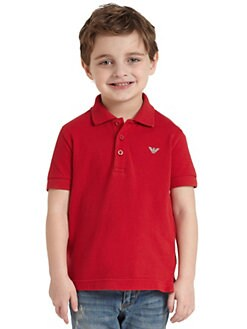 Armani Junior - Toddler's & Little Boy's Polo Shirt