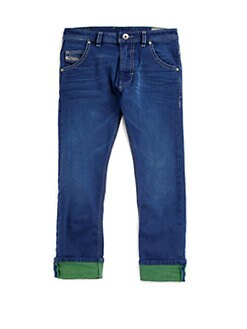 Diesel - Little Boy's Colored Jeans