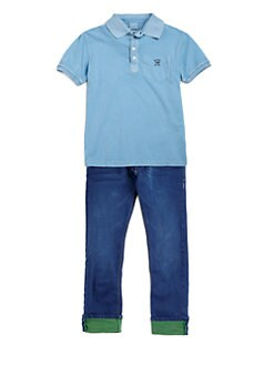 Diesel - Little Boy's Torris Shirt