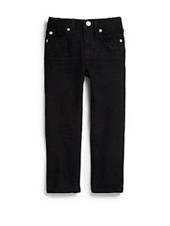 7 For All Mankind - Toddler's & Little Boy's Blackout Slim-Fitting Jeans