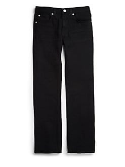 7 For All Mankind - Boy's Straight-Leg Jeans