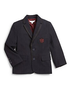 Little Marc Jacobs - Toddler's & Little Boy's Pinstriped Sportcoat