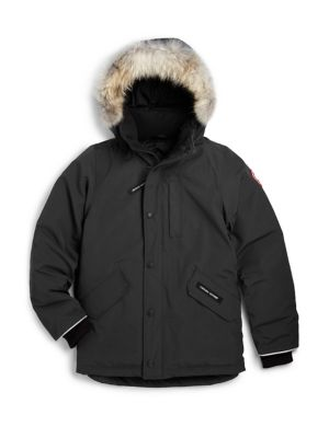 Boy's Logan Down Parka