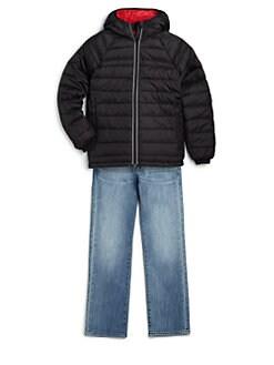 Canada Goose - Boy's Sherwood Down Hoodie Jacket