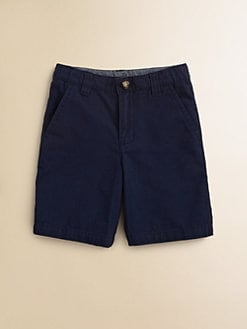 Hartstrings - Toddler's & Little Boy's Cotton Twill Shorts
