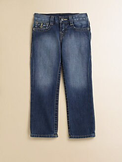 True Religion - Toddler's & Little Boy's Jack Classic Slim-Fit Jeans