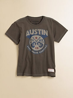 True Religion - Toddler's & Little Boy's Austin Tee