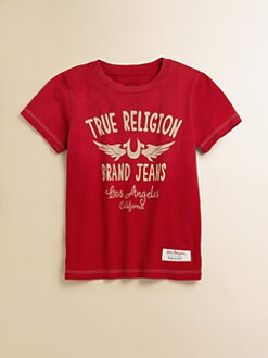 True Religion - Toddler's & Little Boy's Achilleus Tee