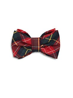 Florence Eiseman - Toddler's & Little Boy's Plaid Bow Tie