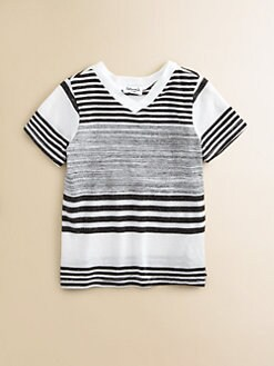 Splendid - Toddler's & Little Boy's Striped Vintage Tee