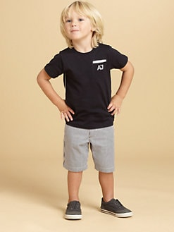 Armani Junior - Toddler's & Little Boy's Tee