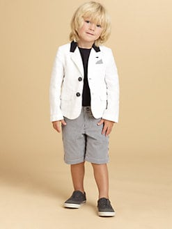 Armani Junior - Toddler's & Little Boy's Blazer