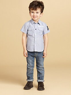Armani Junior - Toddler's & Little Boy's Shirt