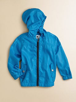 Petit Bateau - Toddler's & Little Boy's Hooded Nylon Jacket