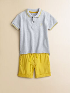 Petit Bateau - Toddler's & Little Boy's Polo Shirt