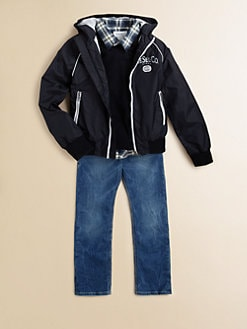 Diesel - Little Boy's Jiquy Nylon Windbreaker