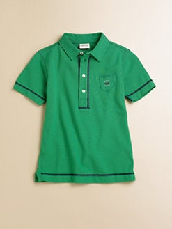 Diesel - Little Boy's Tienny Polo Shirt