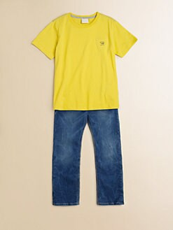Diesel - Little Boy's Tezzay Essentials Tee
