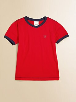 Diesel - Little Boy's Ringer Tee