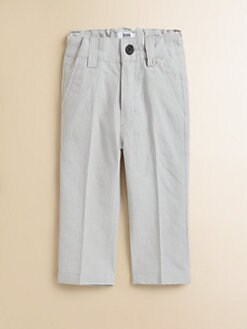Hugo Boss - Toddler's Linen-Blend Trousers